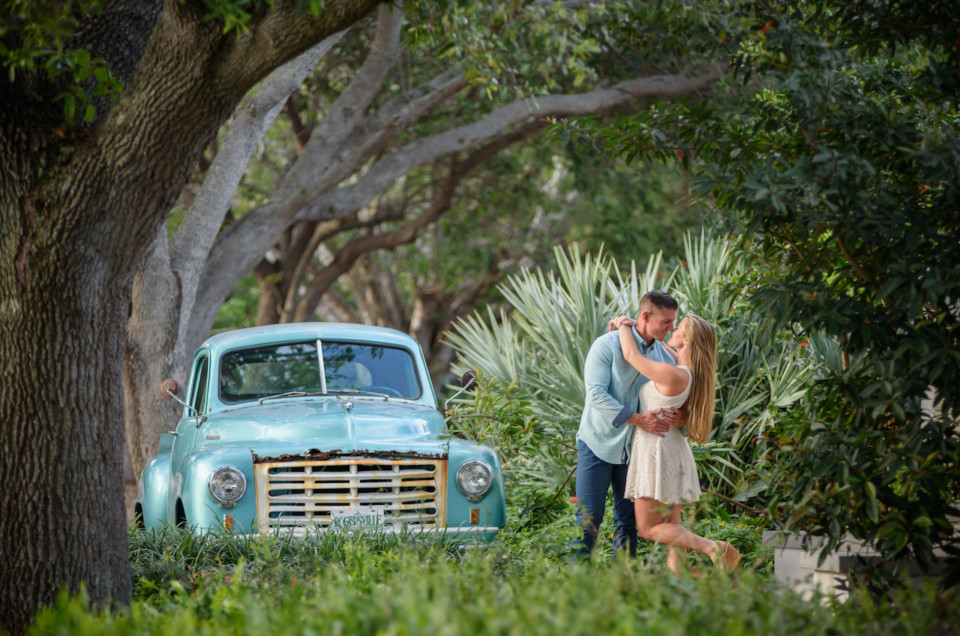 Ashley + Nick :: Engagement Session :: Delray Beach