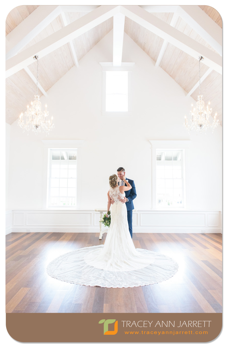 The White Room St. Augustine Bride and Goom