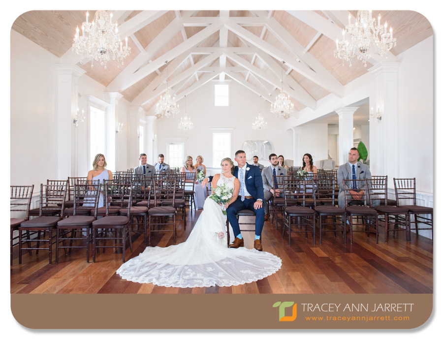 St. Augustine Bridal Portraits in the White Room